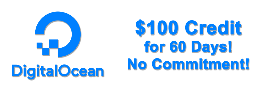 Get your $100 Credit